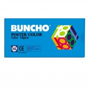 Buncho Poster Colour 18's