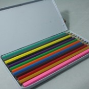 Color Pencil Metal BX12L