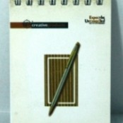 Cp ring note book A7 SCNB-0145