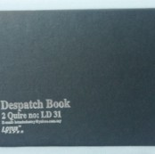 Lotus Despatch Book LD31