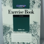 Campap Exe book CW2503 F5 120pgs